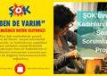 şok market sosyal sorumluluk projesi