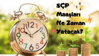 Sosyal Çalışma Programı SÇP maaş ne zaman yatacak