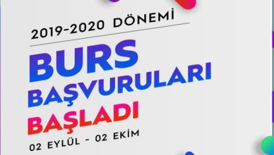 Toplum Gönüllüleri Vakfı bur başvurusu 2019 2020